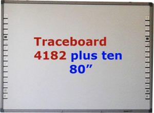 intech traceboard 4182-plus ten